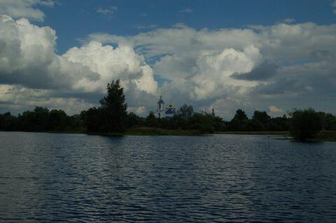 Участок на реке Нерль - Фото 4