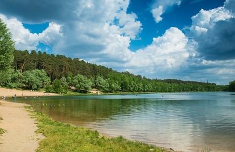 Склоны Коробицыно , озеро Глубокое и Вишнёвское - Фото 2