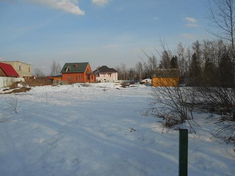 Продам отличный участок 11 сот. в 6 км от Зеленограда ИЖС - Фото 4