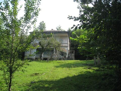 Продаётся дом с землей 45сот, Продажа домов и коттеджей Мцара, Абхазия, ID объекта - 502998926 - Фото 1
