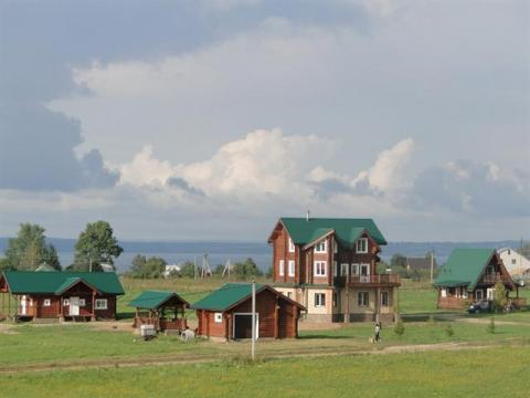 Туристический комплекс С конным клубом Ярославская обл. - Фото 5