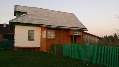 Дом в Тверской области - Фото 4