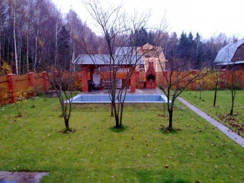 Дом с баней, Москва, Кленово, СНТ Дубрава. - Фото 5