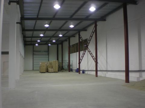 3900 кв.м производственно-складские помещения, п. Белакирево, Влад. об - Фото 1