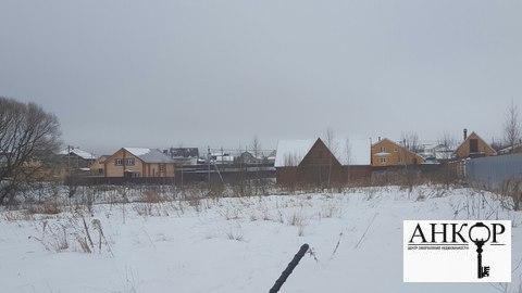 Участок 20 соток д. Поповка улица Карьерная 7 км от г. Чехова - Фото 2