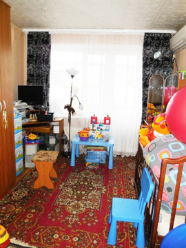 1-комнатная квартира 34м2 (улучшенка). Этаж: 4/5 панельного дома. - Фото 5