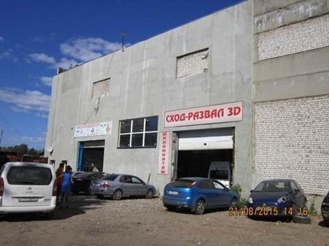 Продажа производственного помещения, Иваново, Ул. Люлина - Фото 2