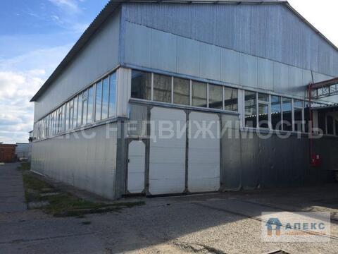 Аренда помещения пл. 870 м2 под склад, производство, , Апрелевка . - Фото 2
