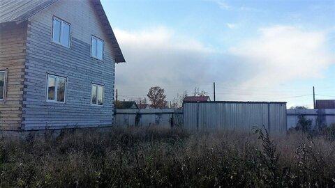 Продается не достроенный дом на 10 сотках земли в городе Кимры. - Фото 2