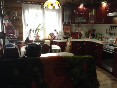 Дом из бревна, Баня, Гараж, Красноармейск - Фото 4