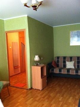 1 комнатная квартира на ул. Осипенко//метро Алабинская// Набережная - Фото 1