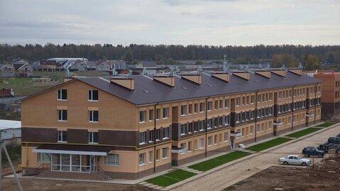 Сдается новая 4-х комнатная 2-х уровневая квартира в Кабицыно - Фото 1