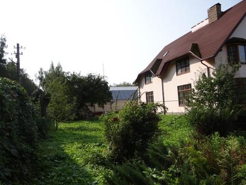 Коттедж с участком по Новорижскому шоссе пос. Пионерский, Истра - Фото 2