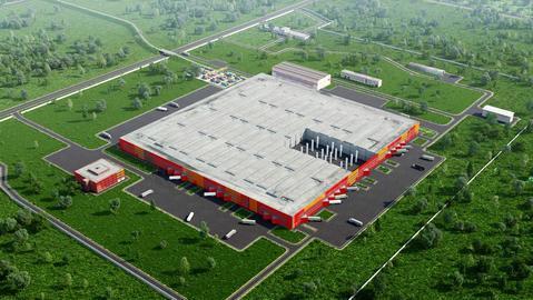 Продам производственно – складской комплекс 109 878 кв.м. - Фото 1