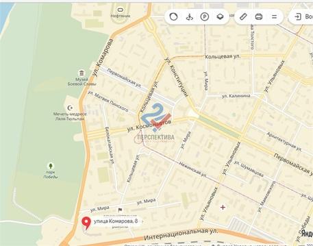 4-ком.квартира в новом доме на Комарова, 8 - Интересная планировка - Фото 2