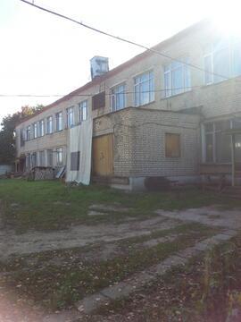 Предлагается к продаже производственное помещение на земельном участке - Фото 1