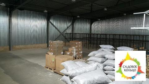 Осз. Под склад, раб. сост, холод, утепл. стены, выс. 6-8 м, еврофура - Фото 2