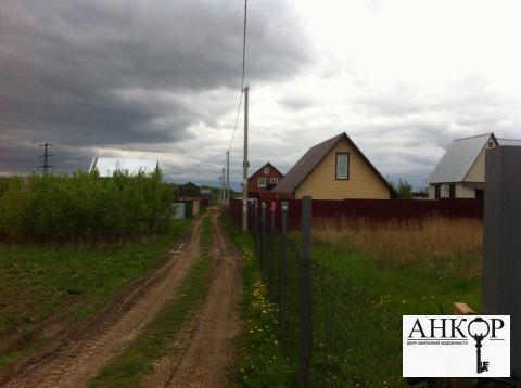 Участок 6 соток д. Васькино Чеховский район - Фото 3