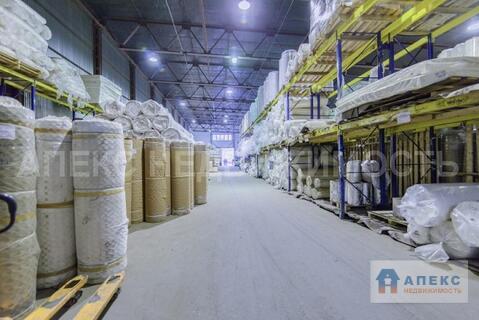 Аренда склада пл. 1800 м2 м. Аннино в складском комплексе в Чертаново . - Фото 3