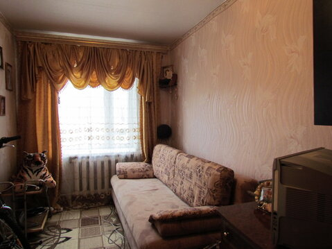 Продается двухкомнатная квартира в п. Черкизово Коломенский район - Фото 5