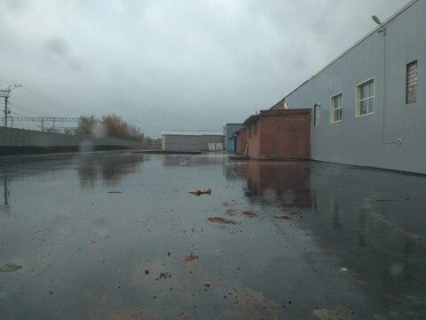 Производственно-складское помещение 949 кв.м, кран балка - Фото 2
