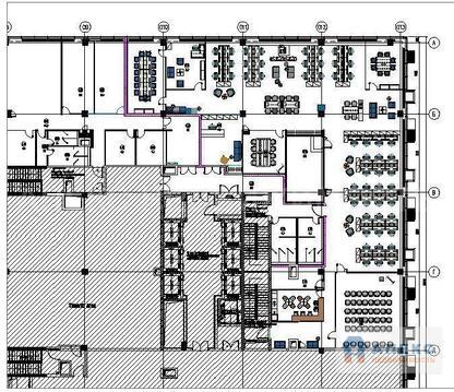 Аренда помещения 835 м2 под офис, рабочее место, м. Войковская в . - Фото 2