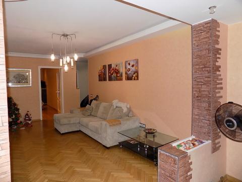 Трехкомнатная квартира в Ялте ул. Кривошты. - Фото 5