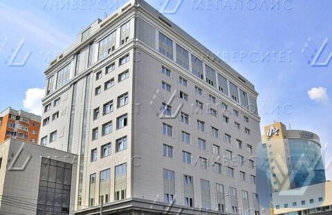 Сдам офис 56 кв.м, БЦ класса B+ «Деловой дом «Лефортово»» - Фото 1