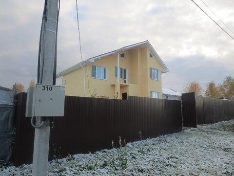 Предлагаю 3х этажный дом в блоке с гаражём в посёлке Заокская Долина - Фото 3