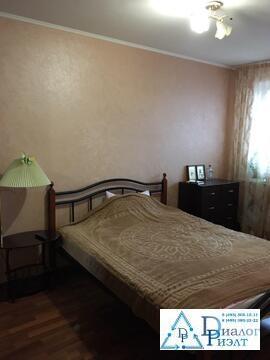 Комната в 3-комнатной квартире в Люберцах в 10 минутах езды до метро . - Фото 2