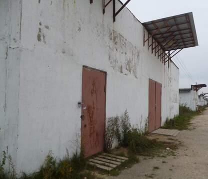 Аренда склада на бетонке 885 м2 - Фото 4