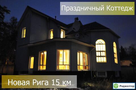 Аренда дома посуточно, Степановское, Красногорский район - Фото 1