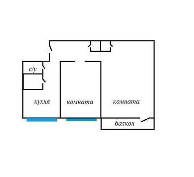 Продам квартиру, Купить квартиру в Владивостоке по недорогой цене, ID объекта - 323409741 - Фото 1