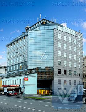 Сдам офис 909 кв.м, бизнес-центр класса A «Мосэнка 3» - Фото 1