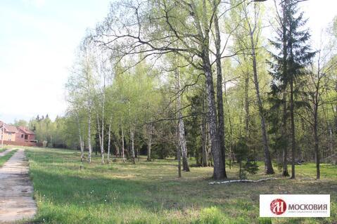 Лесной участок 15 соток в клубном поселке, 27 км по Калужскому ш. - Фото 3