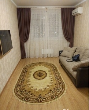 Продается 1-комнатная квартира в районе станции - Фото 1