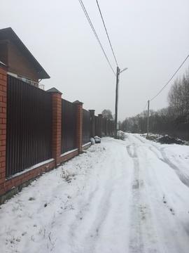 12 соток в д. Поповка по ул. Запрудная - Фото 1