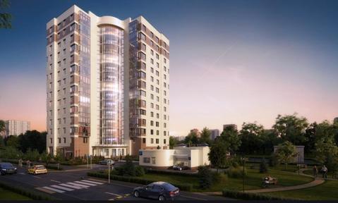 3-к. кварт. 88,61 кв.м. в элегантном доме бизнес-класса ЗАО г. Москвы - Фото 4
