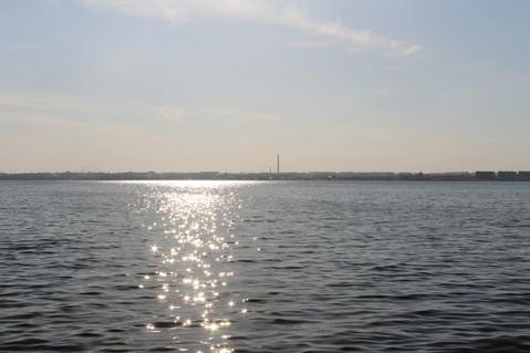 Участок ИЖС Ленинский р. на берегу озера - Фото 1
