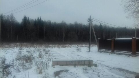 Участок 15 соток ИЖС, Подольский район, Новая Москва - Фото 1