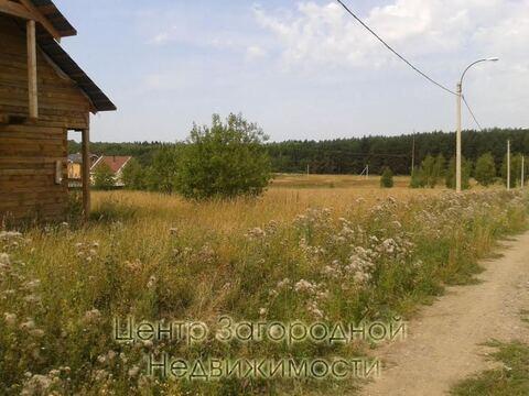Участок, Киевское ш, 38 км от МКАД, Зверево, В деревне. Большой . - Фото 3