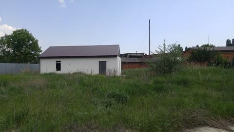 Участок 10 сот. под коммерцию + здание 100 кв.м. в р-не авторынка - Фото 2