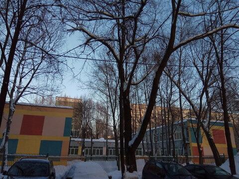 Комната 16м с лоджией застекл. 3комн.кв. Шипиловский пр-д 43-3, 1/9п - Фото 4