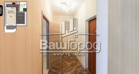 1-комнатная квартира в ЖК Зеленоградский вторичное жилье - Фото 4