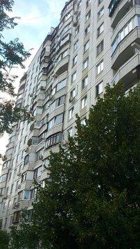 Двухкомнатная квартира ст. м. Авиамоторная - Фото 1