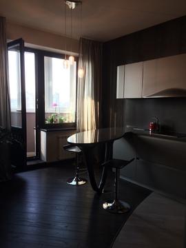 Продается 2х комн. квартира на ул.Веерная 4к2, с дизайнерским ремонтом - Фото 5