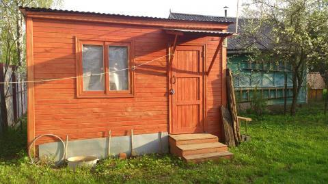 Участок с домом в Жаворонках - Фото 3