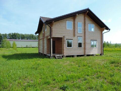 Новый дом из бревна - Фото 3