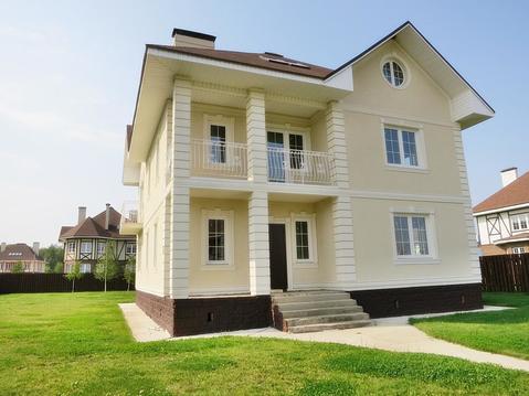 Дом кирпич 350 м2 участок 15,2 сот 27 км Калужское шоссе - Фото 1