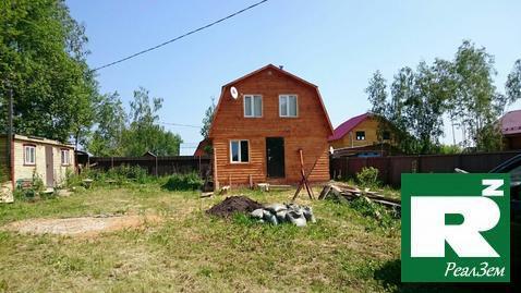 Продаётся двухэтажная дача 74 кв.м, участок 6 соток, СНТ Локатор - Фото 1
